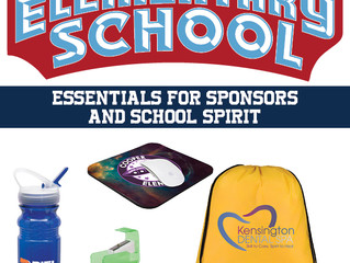 Essentials For Sponsors and School Spirit