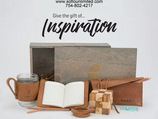 Give the gift of Inspiration