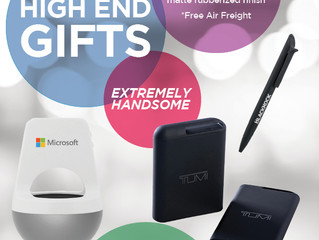 HIGH END GIFTS