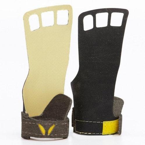 Maniques Victory Grip Tactical Kevlar 3 doigts Femme