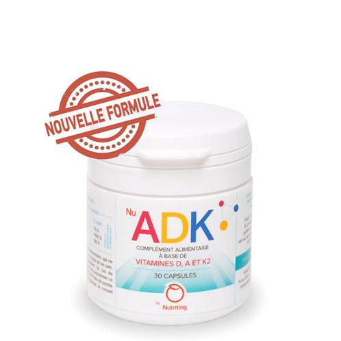 NuADK  (vitamines A, D et K2)