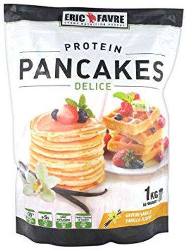 Pancakes protéinés parfum vanille | Eric favre 1kg