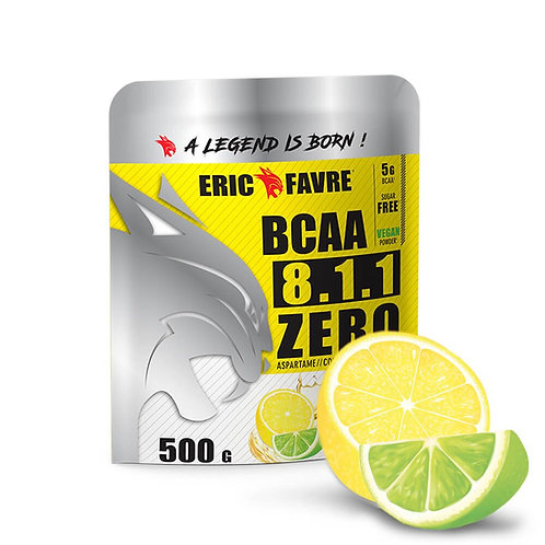 BCAA ZERO VEGAN Eric Favre 500g
