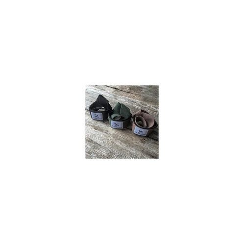 Sangles Haltérophilie army green BARBELL CARTEL