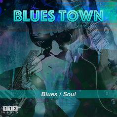 113.fm Blues Town