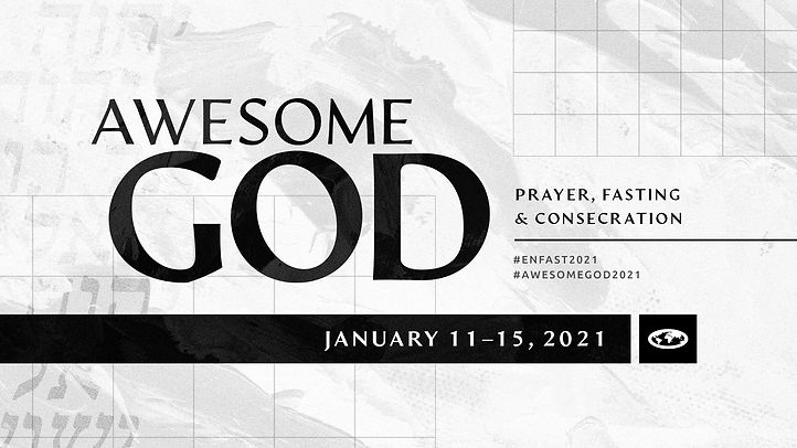 Prayer and Fasting 2021 - Facbook Banner