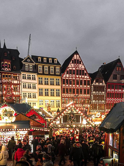 Frankfurt Christmas Market 2018