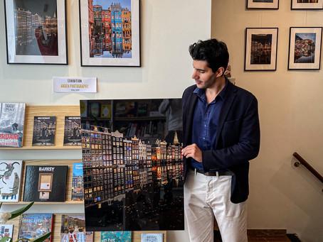 My Photography Exhibition at Samsara Books & Art