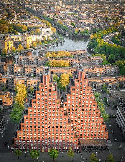 Pyramids of Amsterdam