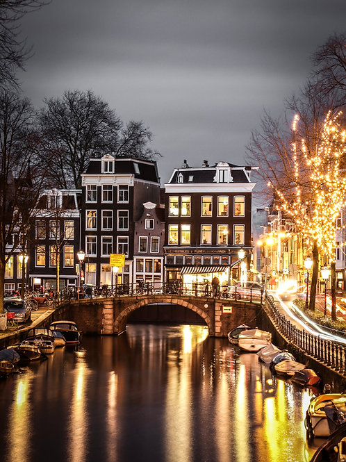 Golden Nights of Amsterdam