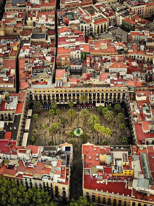 Barcelona Placa Reial