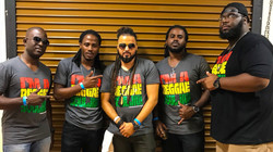 Paul Anthony & The Reggae Souljahs at Reggae4Cure Fest 2018
