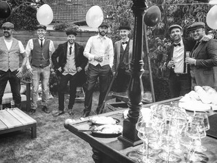 Mannenavond organiseren | Peaky Hats