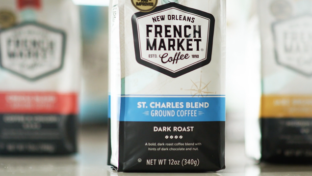 French Market Coffee
