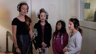 """Coke """"It's Beautiful Singers"""""""