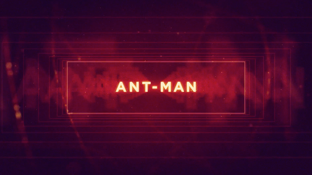 "Ant-Man ""Main Titles"""