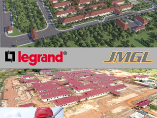 JMG Ghana Awarded the Supply of Electrical Solutions for Hospitals
