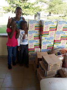 CSR through SOS Children's Village Nigeria