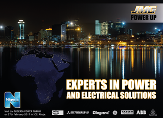 JMG sponsors Nigeria Power Forum 2017