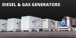 Diesel & Gas Generators