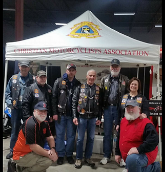 CMA Soldiers of the Cross Christian Motorcycle Motorcyclists Association Middleboro Massachusetts bike blessings prayer