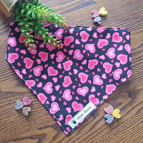 Heart bandana priced from