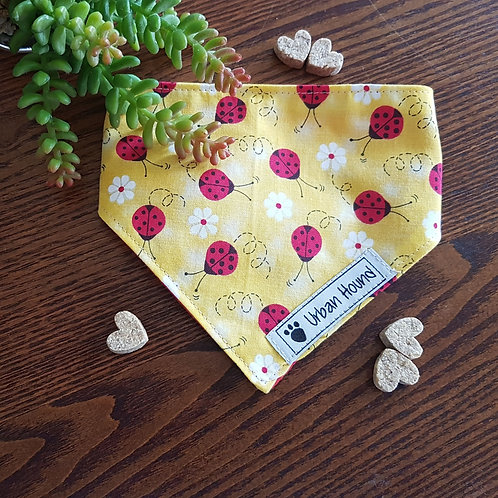 Lady Beetle Bandana priced from