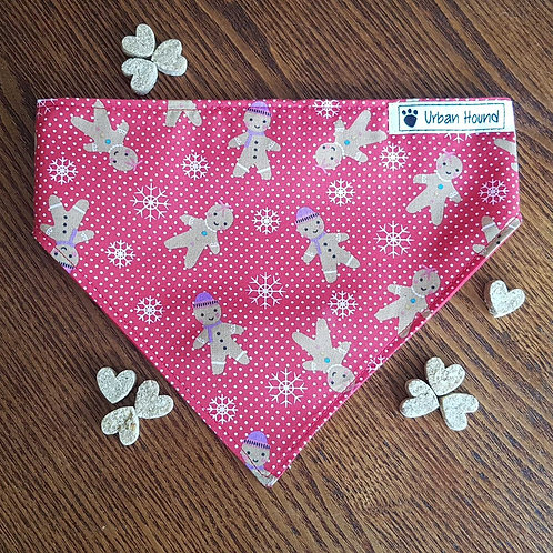 Ginger Bread Man Bandana Priced From