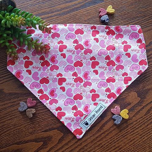 Heart to Heart bandana priced from
