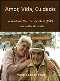"Livro ""Amor Vida Cuidado"""