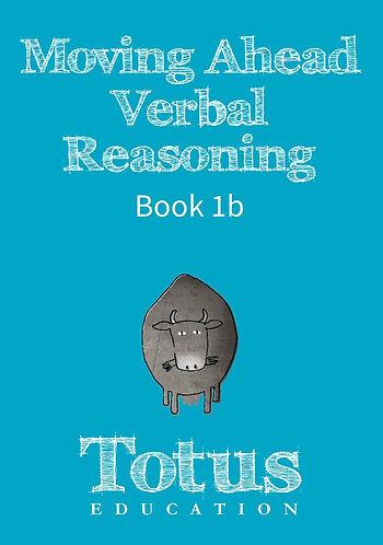 Moving Ahead Verbal Reasoning 1b