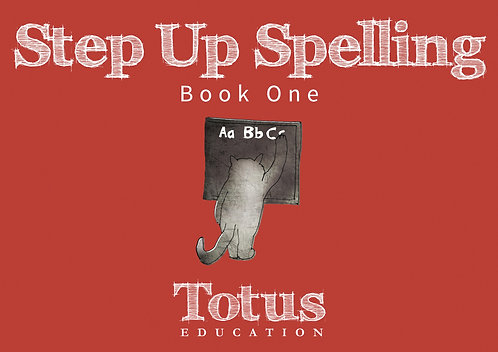 Step Up Spelling 1