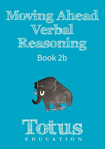 Moving Ahead Verbal Reasoning 2b