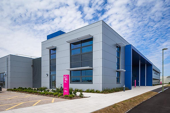 Rehabplus Head Office - Fareham Innovati
