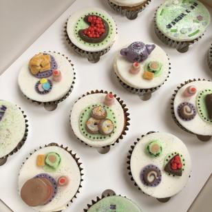 Macmillan Coffe Morning Cupcakes