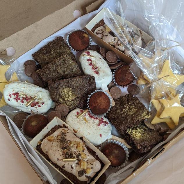 Chocolate Truffle Treat Box