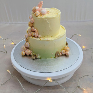 Enchanted Woodland Fairy Cake