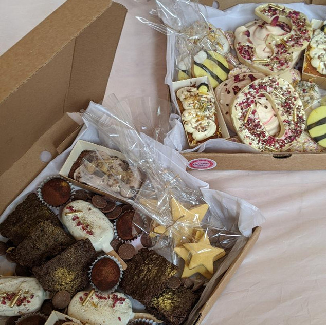 Our Treat Boxes!