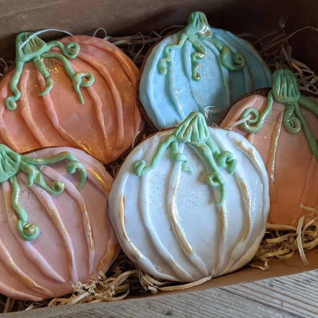 Pumpkin Patch Biscuit Box