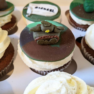 Call Of Duty Cupcakes