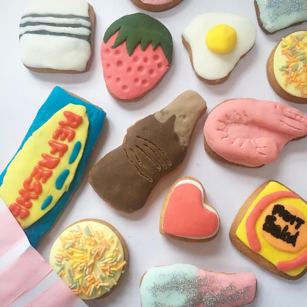 Pick n Mix Biscuits