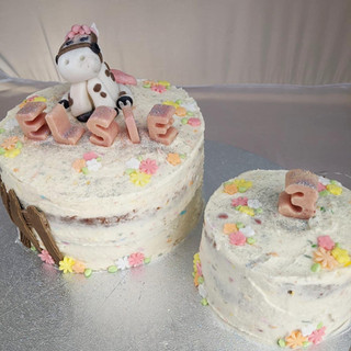 Pretty Pony Cake