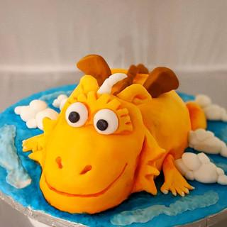 Zog Cake!