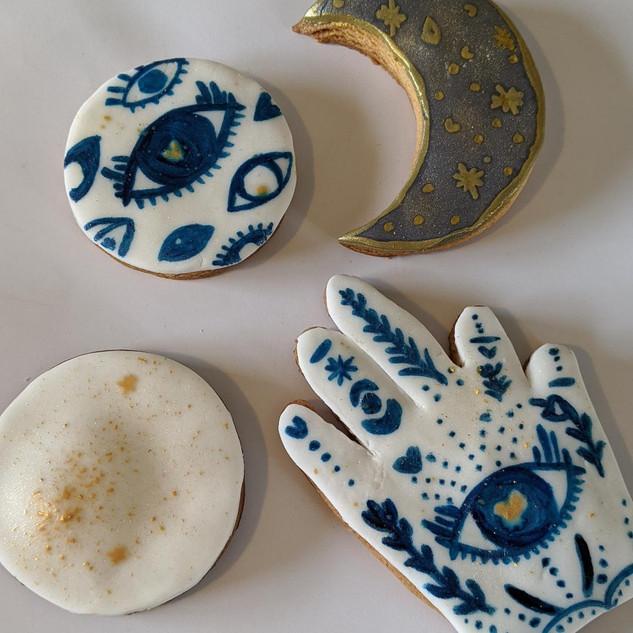 Celectial Sugar Cookies
