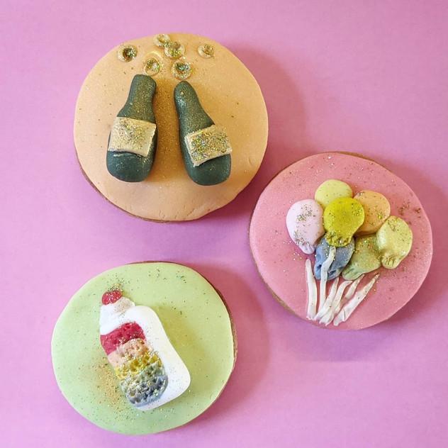 Happy Birthday Biscuit Box