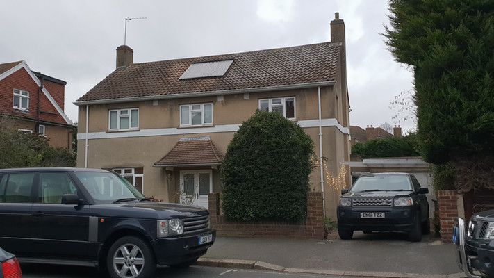Planning secured for house remodel in Richmond