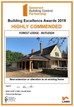 Whiterok receives LABC 'Highly Commended' recognition for Glastonbury extension