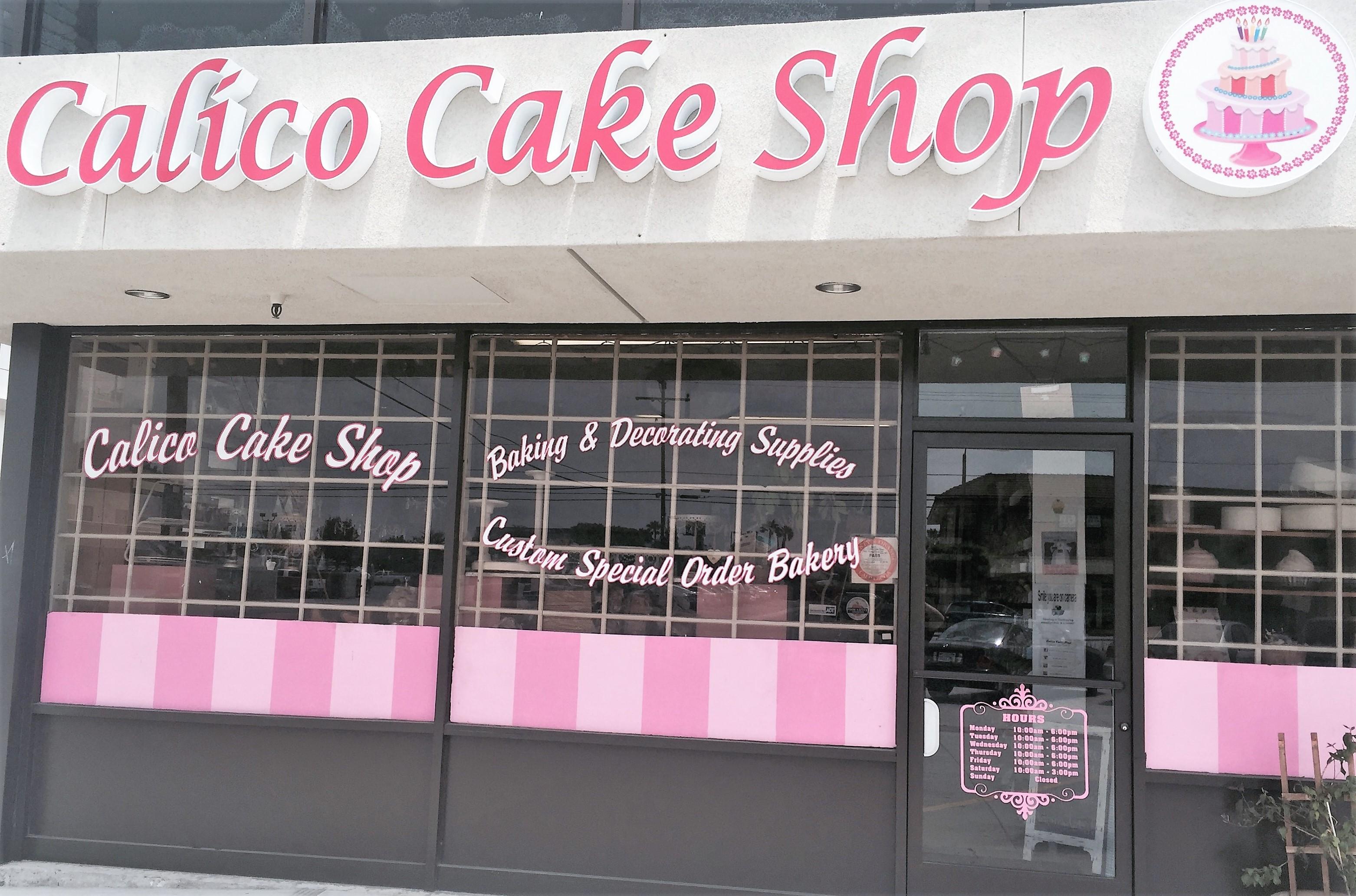 Calico Cake Shop Buena Park