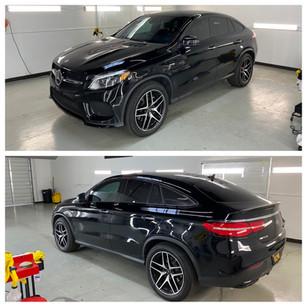 Benz GLE43 AMG