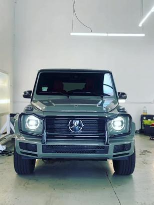 Benz G550